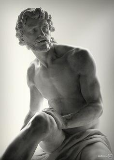 Archimède Simon-Louis Boquet, 1752 Musée du Louvre, Paris