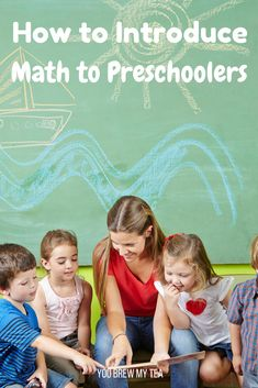 Check out our tips for How to Introduce Math to Preschoolers! We've learned through the years how to really teach your children from day one with ease! Subitizing Activities, Preschool Math, Maths, Steam Learning, Free Homeschool Curriculum, Steam Activities, Toddler Activities, How To Start Homeschooling, Math Practices