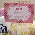 KIT DE BAÑO BODA | Punto&aparty