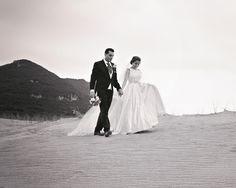 Carmen Soto The Bride | Atelier de vestidos de novia | Novias The Bride : El aire romántico y extra femenino de Ana | http://www.carmensotothebride.com