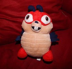 Monsters vs Aliens toy factory plush 10in  #toyfactory