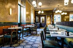 The Ivy Market Grill — Covent Garden, London