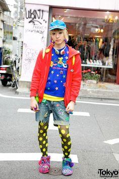 #street #fashion #style