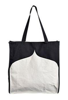 Malene Birger Curvelle Canvas Bag
