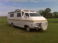 1972 Rectrans Discoverer This Is A Solid Motorhome With A