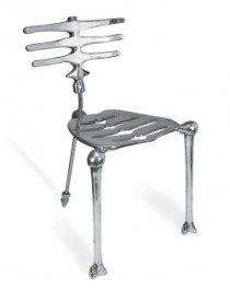 Bones | Michael Aram Skeleton Chair