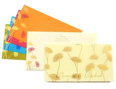 We have some low price #WeddingInvitationCards as well in good designs, Have a look @ http://indianweddingcard.in/RP9305.html