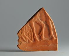 African red slip ware sherd with horse 2