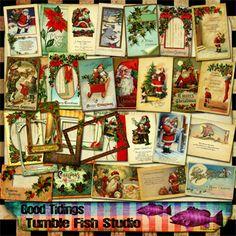 Tumble Fish Studio Good Tidings kit