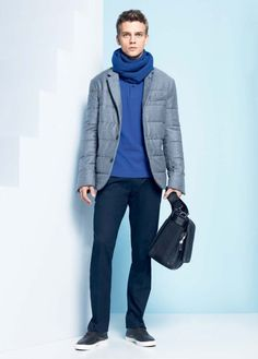 Benjamin Eidem Tackles Lacostes Latest Collection for their Pre Fall 2013 Lookbook