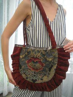 Gorgeous Shoulder Bag Boho Chic My Enchanted Studio on etsy