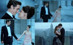 Tiffany! I wish I could be Lee Pace's girl! My winter fairy tale completed!