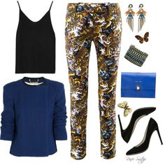 """Untitled #1386"" by renee-switzer on Polyvore"