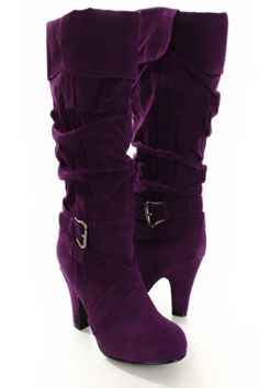 Purple Shoes and Boots | ... Boots / Sexy Clubwear | Party Dresses | Sexy Shoes | Womens Shoes and