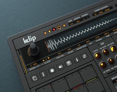 Klip is a powerful instrument and drum machine that creators Sample Magic say will push the threshold of electronic music. Klip is a unique digital instrument and drum machine designed by sample and plugin creators Sample...