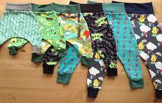MBJM Baby Harem Pants pattern on Craftsy.com