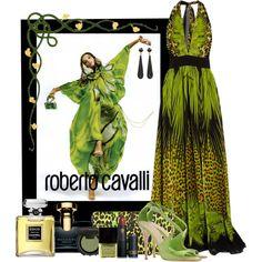 Roberto Cavalli - Polyvore