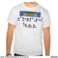 Basic T-Shirt Template #short #sleeved #Basic #T-Shirt #Template #Achempong #Individual #Hakuna #Matata #hakunamatata #apparel #Clothing's #men #teenage #Children #Clothes #boys and #girls #cloth #Women's #Clothing  #shirts and #tshirts #tee and #t-shirts