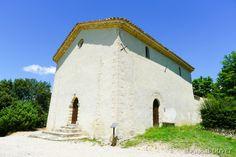 Chapelle Saint-Pancrace, Oraison, Alpes-de-Haute-Provence