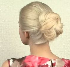Tutorial: hair bun