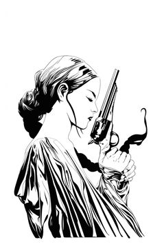 from: The Dark Tower (comic) (Artist: Jae Lee)