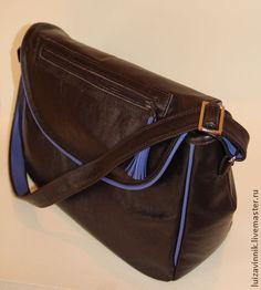 a1d161f53673 Женские сумки ручной работы. Ярмарка Мастеров - ручная работа Сумка из натуральной  кожи