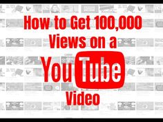 How to get 100000 views on a YouTube video. Go to http://ift.tt/2jQSPv3 for video notes related content and helpful resources mentioned.    Let's Connect! Twitter - https://twitter.com/MrJustinBryant  Facebook - http://ift.tt/1LQomnx  Google - http://ift.tt/1PaQTrN  In this video I will show you how to get 100000 views on a YouTube video no matter what genre you channel falls in. Whether you have a comedy reviews tutorial gaming news or other kind of video channel views can be hard to come…