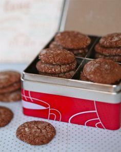 Christmas cookies, Swedish style.