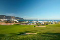 Golf in La Paz