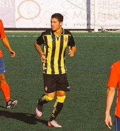 Real Zaragoza 2015/16 14ª incorporación (jugador nº 703). Kilian Grant