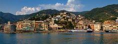 rapallo - zomervakantie 2014 • italy