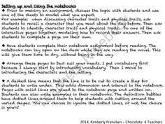 Interactive Notebook for teaching Reading from Coffee4Teachers on TeachersNotebook.com -  (154 pages)  - An interactive notebook designed to engage your students in a novel study. Resources are also helpful for teaching articles, informational text, short stories, and units.