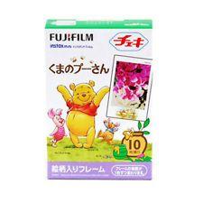 FujiFilm instax mini film with Winnie the pooh 10photos