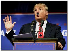 Donald Trump's fascist tendencies. http://www.highlandernews.org/20877/donald-trumps-fascist-tendencies/