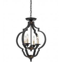 Savoy+House+-+6-8905-4-41+-+Kelsey+Durango+18.5+Inch+Semi-Flush+Lamps.com