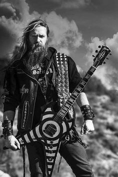 Zakk Wylde-Ozzy Osbourne and Black Label Society....................                                                                                                                                                      More