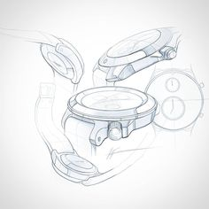 #id #industrial #product #design #sketch #idsketch
