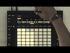 Ableton Push 2 – Session View - YouTube