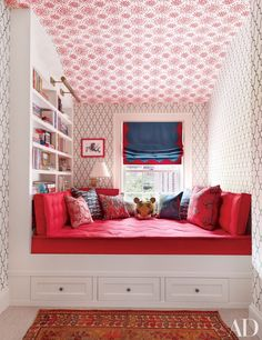 Colorful Painted Ceiling Decoration Inspiration Photos | Architectural Digest