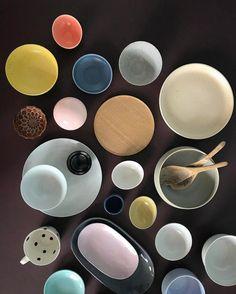 "728 Likes, 4 Comments - Stilleben (@stilleben_dk) on Instagram: ""Bowls, small plates, serving dishes .... All handmade ... #stillebentable #stilleben #stillebenshop…"""