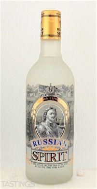 Russian Spirit Vodka