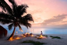 andBeyond's resort on Benguerra Island, thesecond largest of the six islands in the Bazaruto archipelago of Mozambique