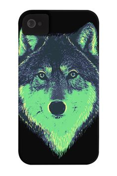 Forest Fox Phone Case for iPhone 4/4s,5/5s/5c, iPod Touch, Galaxy S4