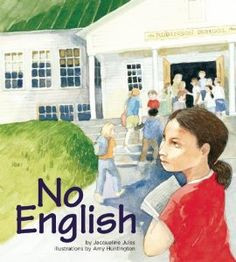 This is a great book for ESL students in the general ed classroom. It gives students in the general ed classroom the opportunity to think about their ESL classmates' experiences.