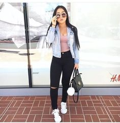 Cute teen outfits, baddie outfits casual, outfits for teens, trendy outfits, school Mode Outfits, School Outfits, Outfits For Teens, Trendy Outfits, Fall Outfits, Summer Outfits, Sporty Outfits, Fashion Killa, Look Fashion