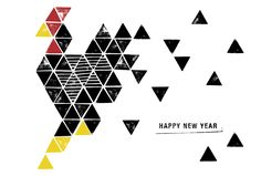 年賀状 2017 No.14: Toriangle Japan Design, Love Design, Graphic Design Posters, Graphic Design Illustration, Graphic Design Inspiration, New Year Card Design, New Year Designs, Chinese New Year Poster, Poster