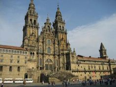 Catedral de Santiago de Compostela. España