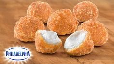 Philadelphia Cheese Balls de Burger King - Receta - Recetas 360