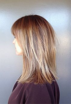 There's nothing quite like a 'bronde' hair color. Natural, sun-kissed, and in-between a blonde and brunette, this shade is flattering on nearly every skin type. This bronde shade was done by colori...