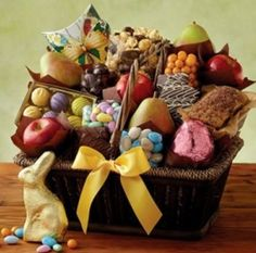 Easter baskets easter bunnies easter eggs chocolate free easter gift baskets 5 star reviews dallas tx free worldwide shipping negle Images